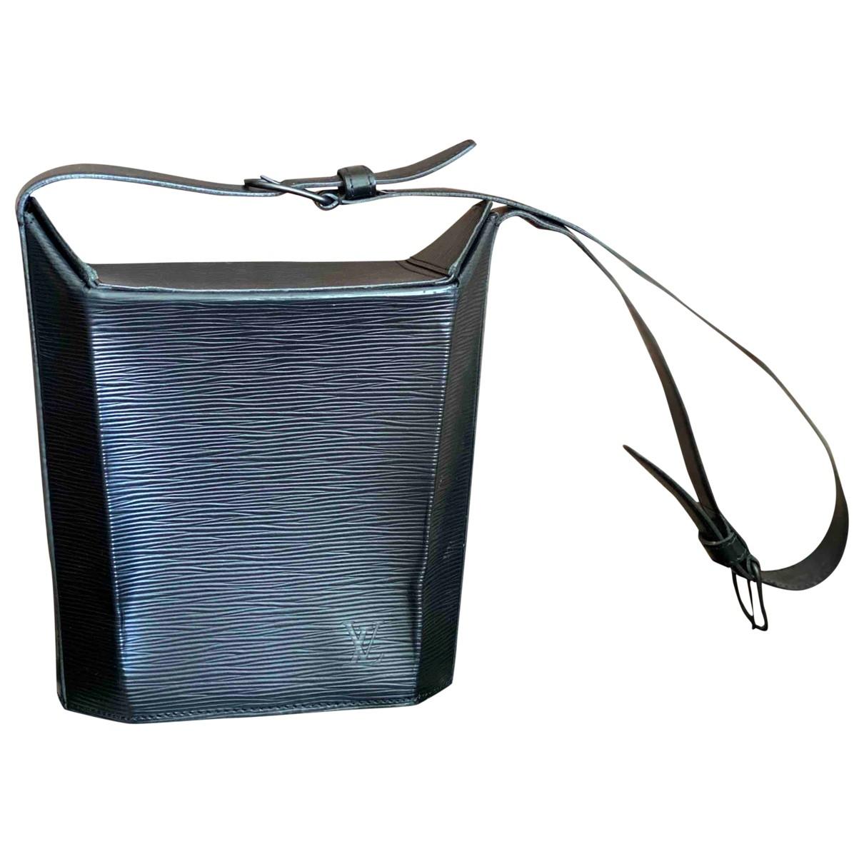 Bolso  Bento Box Vintage  de Cuero Louis Vuitton