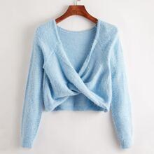 Pullover mit Twist voen
