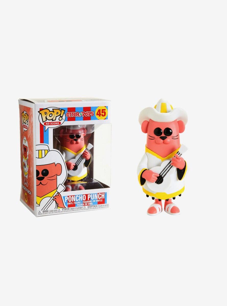 Funko Pop! Otter Pops Poncho Punch Vinyl Figure