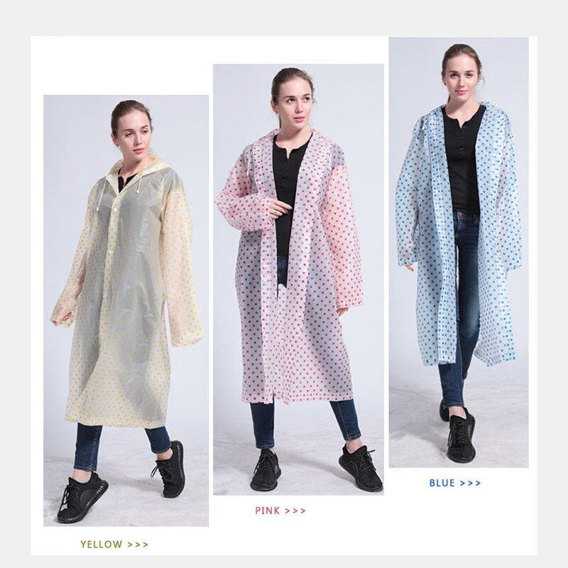 Non-Disposable Raincoat Go out Dustproof Clothes One size