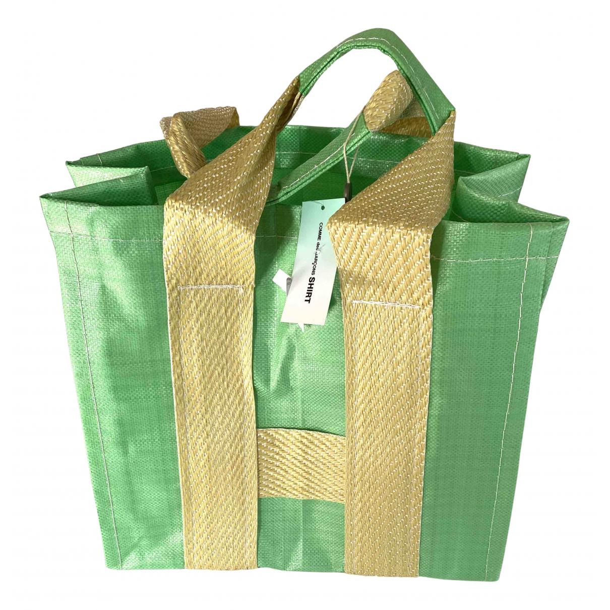 Comme Des Garcons \N Green bag for Men \N
