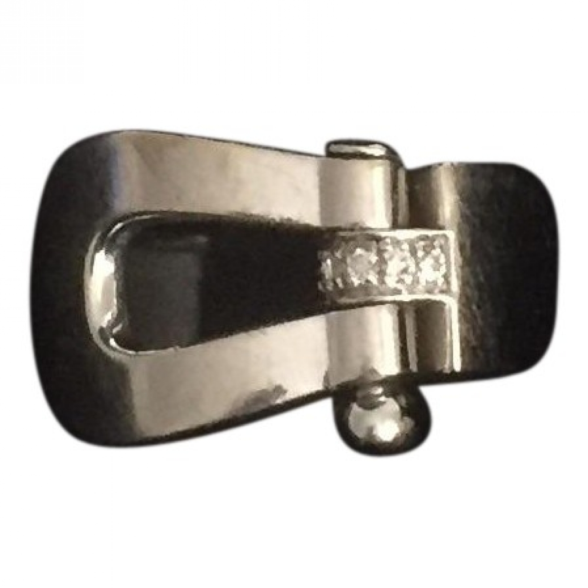 Fred Force 10 Ring in  Silber Weissgold