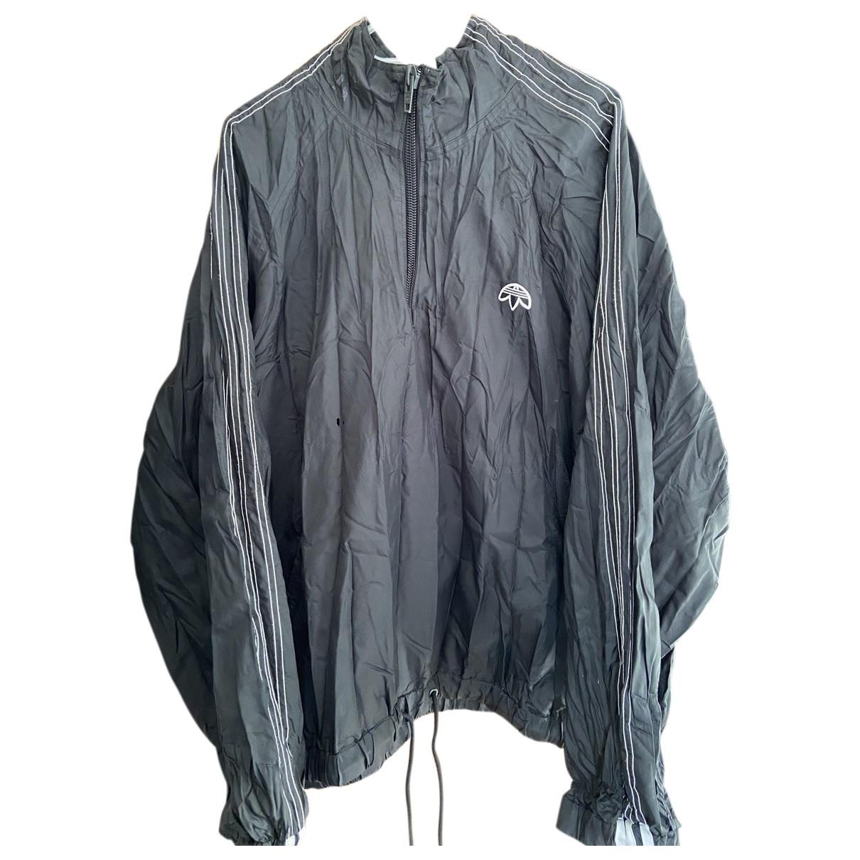 Adidas Originals X Alexander Wang N Black jacket  for Men XL International