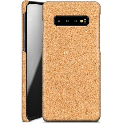 Samsung Galaxy S10 Plus Smartphone Huelle - Cork von caseable Designs