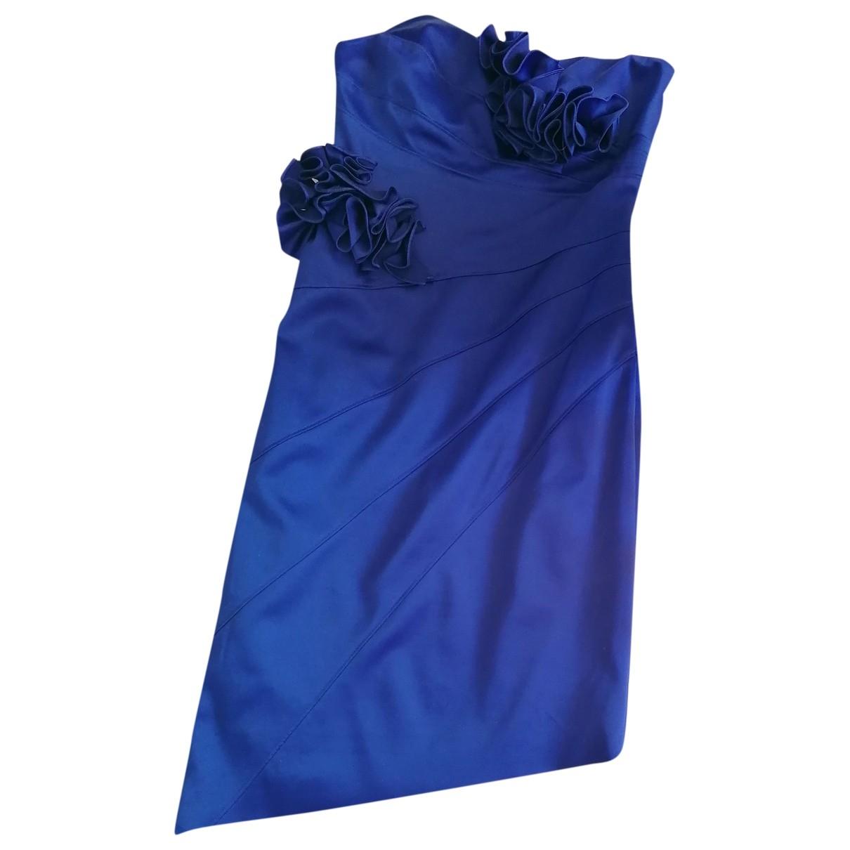 Karen Millen \N Blue dress for Women 38 FR