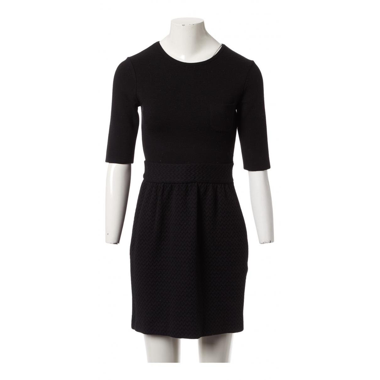 Missoni \N Kleid in  Schwarz Baumwolle
