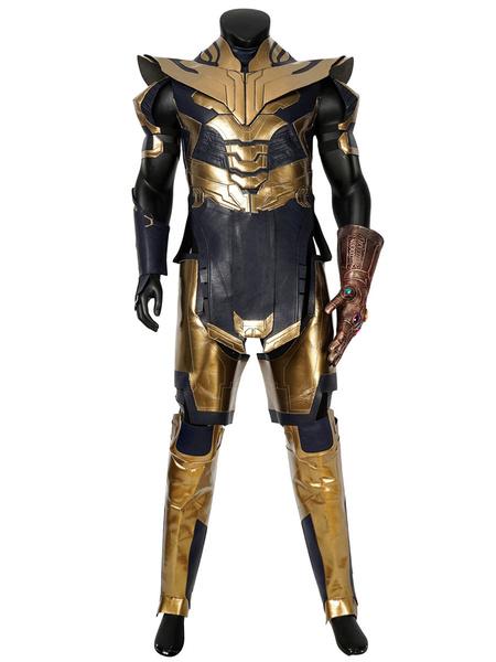 Milanoo Marvel Comics The Avengers 4 Endgame Thanos Marvel Comics Cosplay Costume