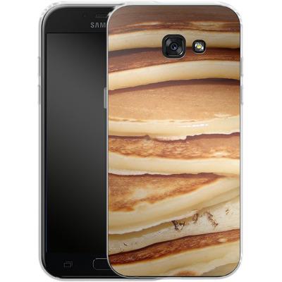 Samsung Galaxy A5 (2017) Silikon Handyhuelle - Pancakes von caseable Designs