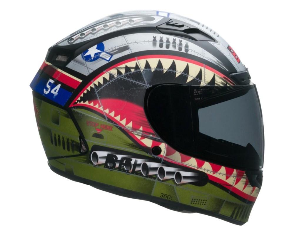 Bell Racing 7102521 Qualifier DLX MIPS Helmet