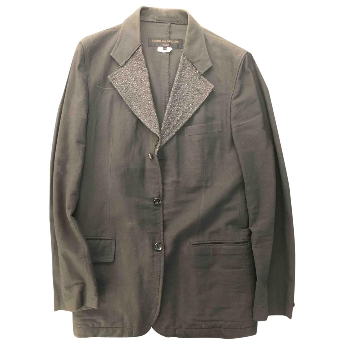 Comme Des Garcons \N Black Cotton jacket  for Men M International