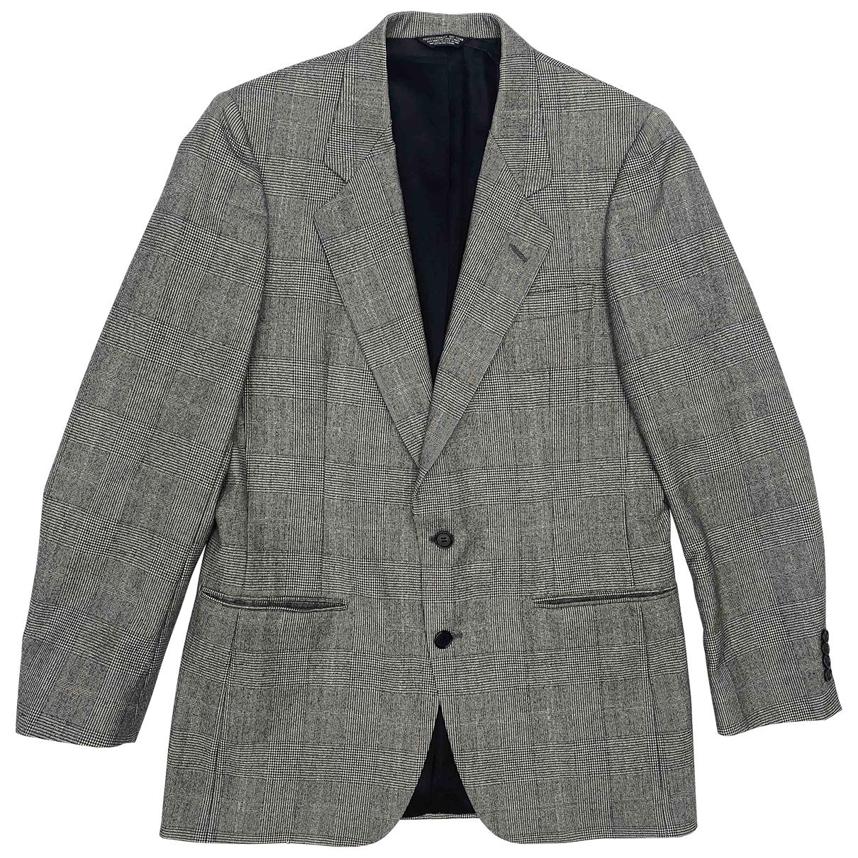Pierre Cardin \N Black Wool Suits for Men S International