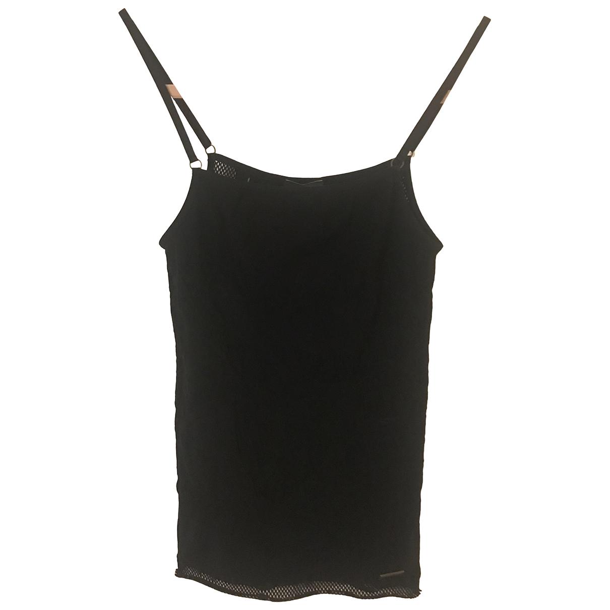 Just Cavalli - Top   pour femme - noir