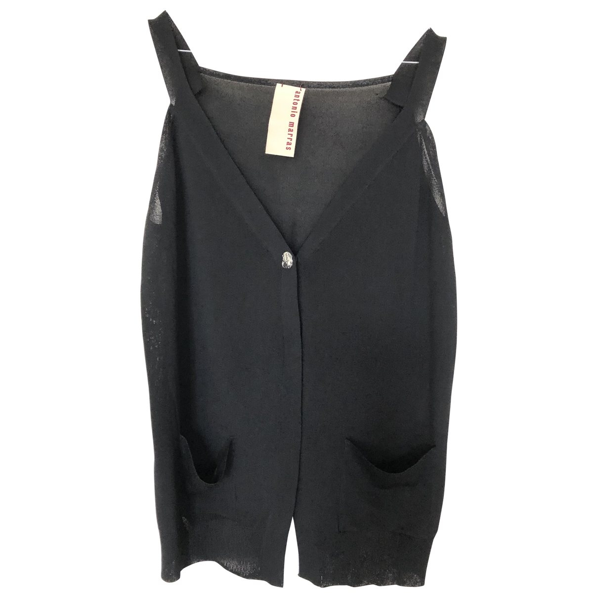 Antonio Marras \N Black  top for Women 42 IT