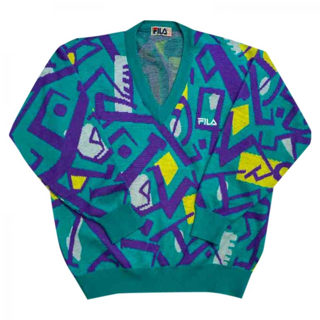 Fila \N Pullover.Westen.Sweatshirts  in  Bunt Wolle