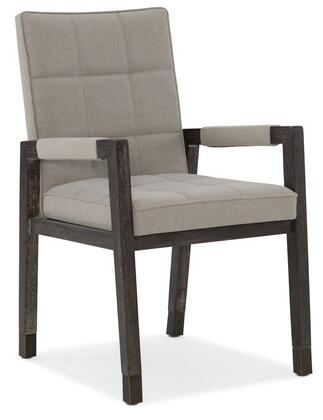 Miramar - Aventura Collection 6202-75400-DKW Cupertino Upholstered Arm