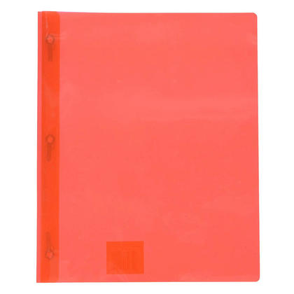Winnable@ Couverture de pr esentation a trois attaches Poly Tang - Rouge (737932)