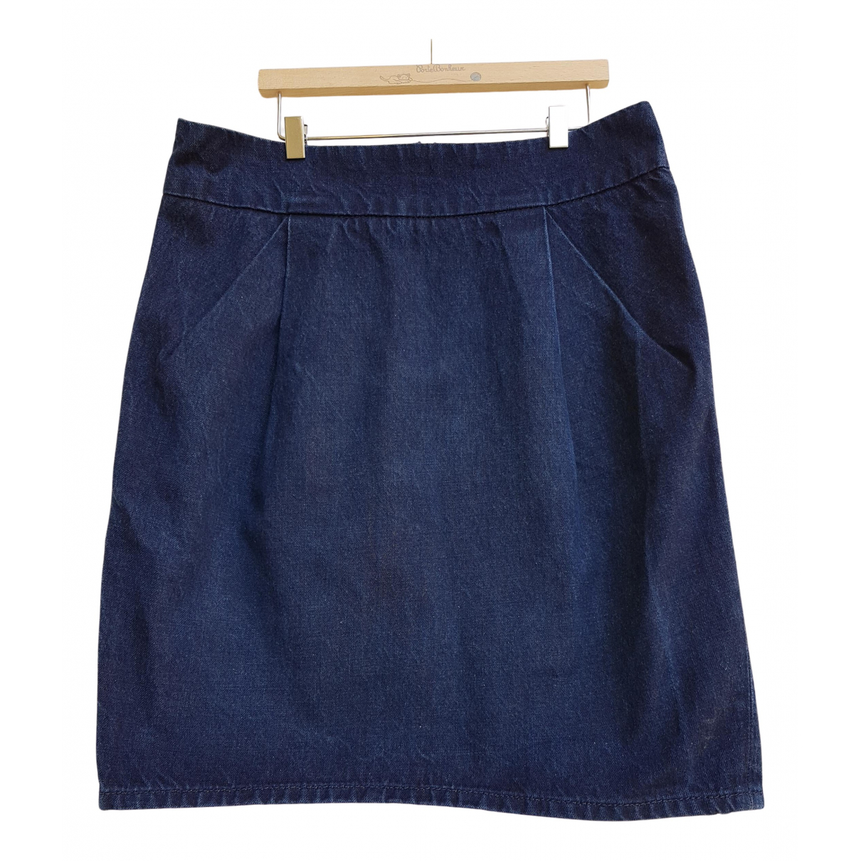 Marc By Marc Jacobs \N Rocke in  Blau Denim - Jeans
