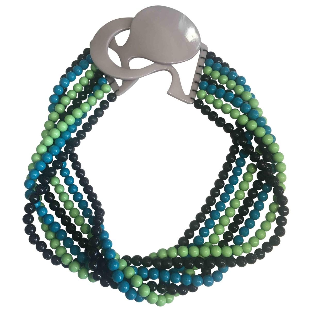 Emporio Armani - Collier   pour femme - multicolore