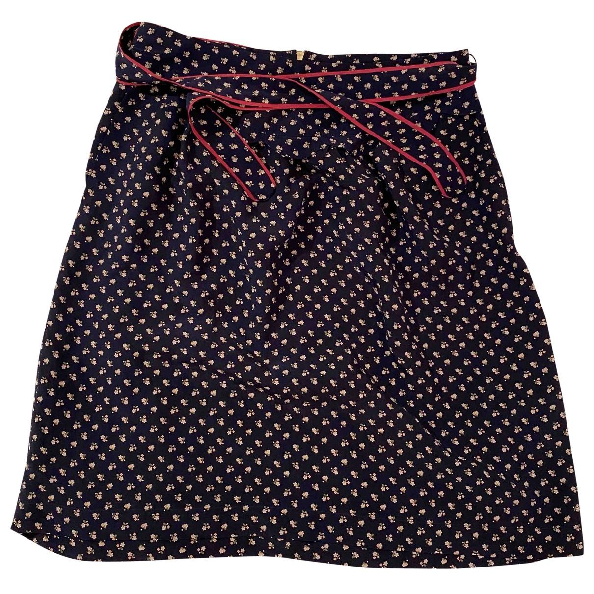 Sandro \N Silk skirt for Women 2 0-5