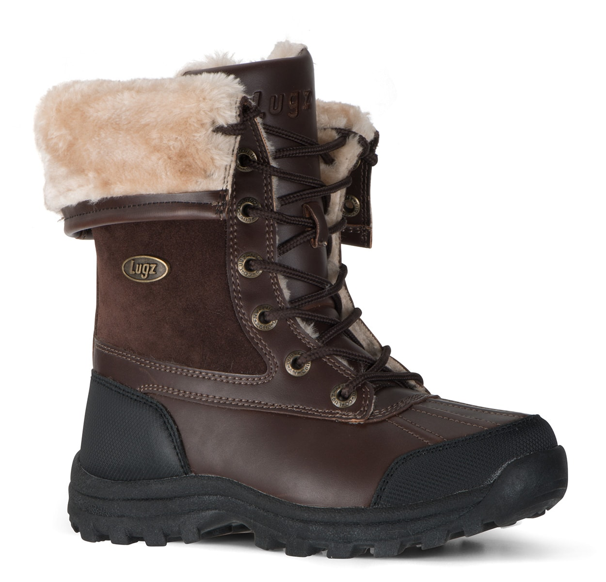 Women's Tambora 6-Inch Boot (Choose Your Color: RED-BROWN/BLACK/CREAM, Choose Your Size: 6.0)