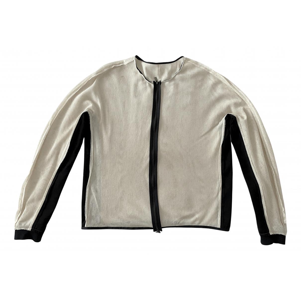 Lanvin \N Pullover.Westen.Sweatshirts  in  Bunt Wolle