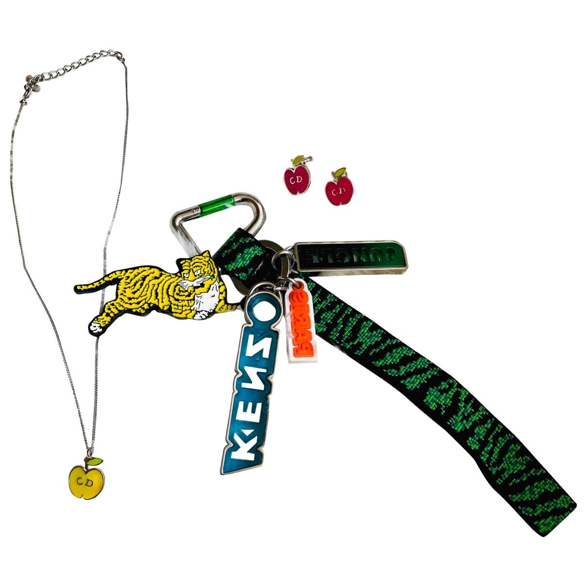 Kenzo X H&m \N Taschenschmuck in  Bunt Metall