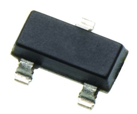 ON Semiconductor ON Semi BC817-40LT1G NPN Transistor, 500 mA, 45 V, 3-Pin SOT-23 (3000)
