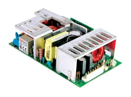 Mean Well , 99.5W Embedded Switch Mode Power Supply SMPS, 5 V dc, ±12 V dc, Open Frame