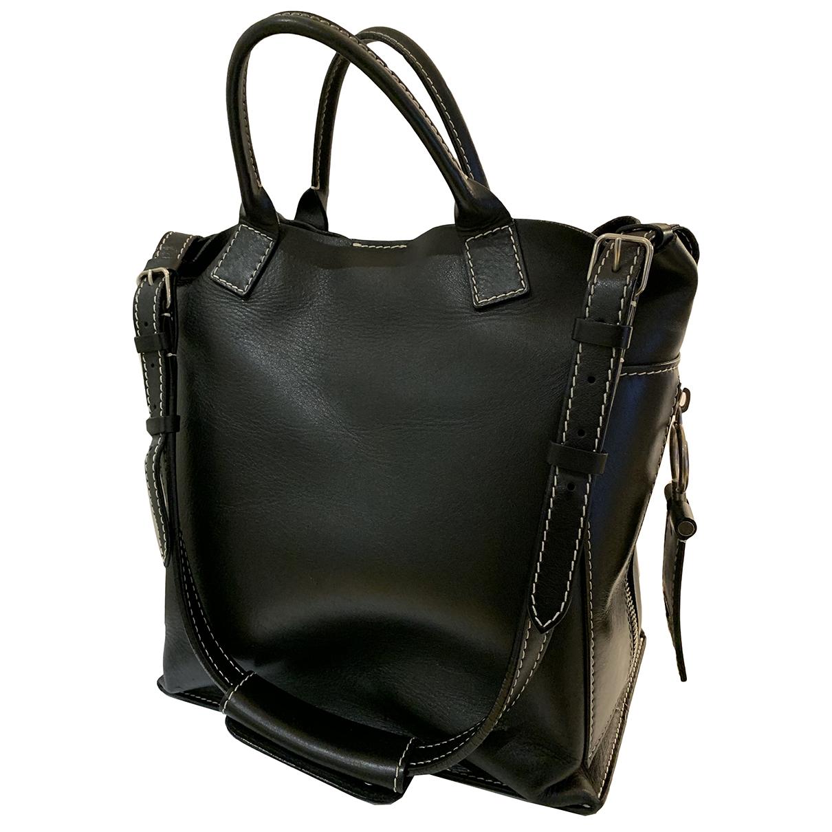 Acne Studios N Black Leather handbag for Women N