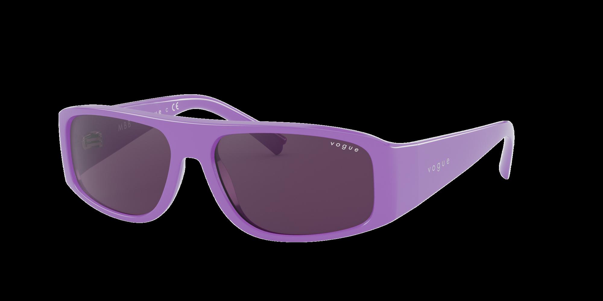 Vogue Eyewear Woman  VO5318S MBB X VOGUE EYEWEAR -  Frame color: Violet, Lens color: Violet