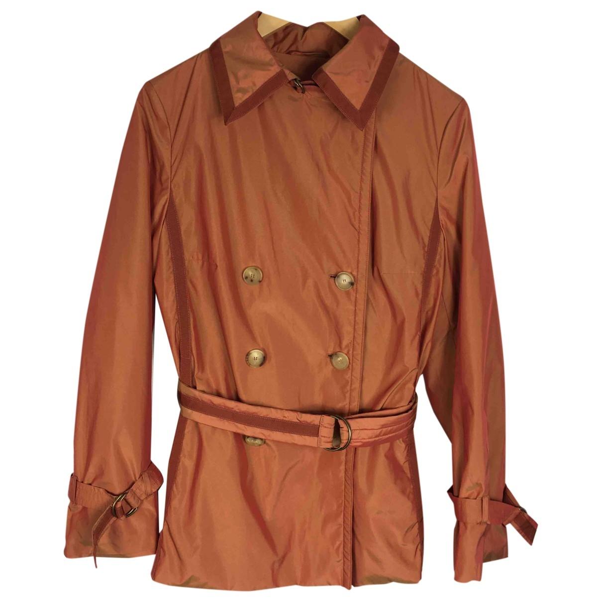 Akris Punto \N Orange jacket for Women 42 FR