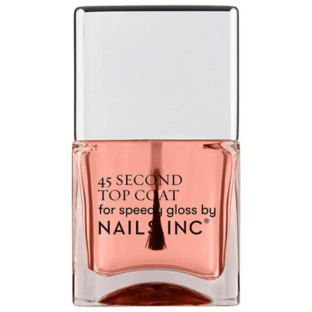 NAILS INC. Retinol 45 Second Top Coat, One Size , Multiple Colors