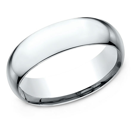 7MM Platinum Wedding Band, 9 , No Color Family