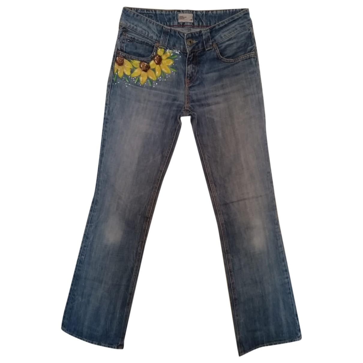 Tommy Hilfiger \N Blue Denim - Jeans Jeans for Women 28 US