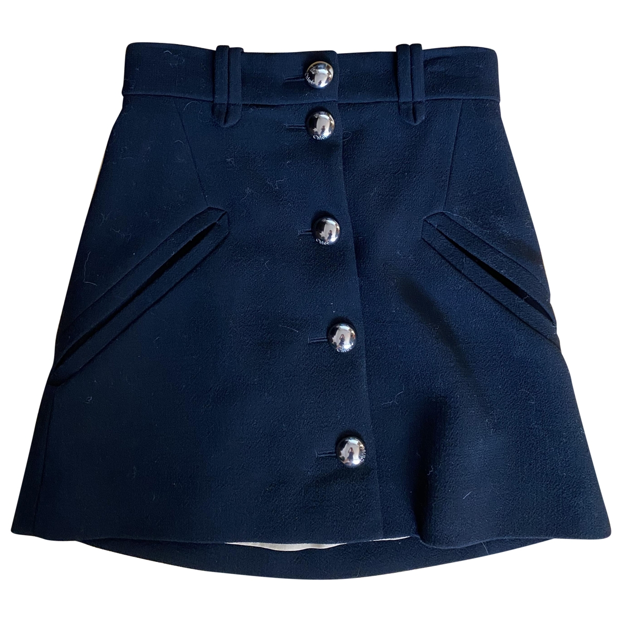Mini falda de Lana Chloe