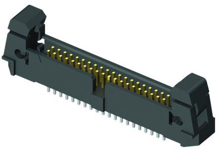 Samtec , EHF, 34 Way, 2 Row, Straight PCB Header (2)