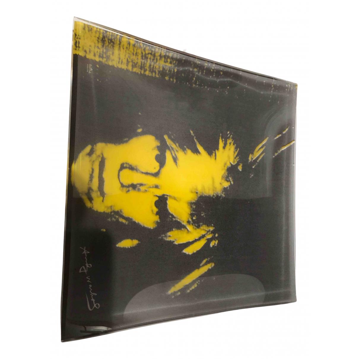Rosenthal - Objets & Deco   pour lifestyle en verre - jaune