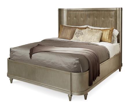 218146-2727 Morrissey King Lloyd Upholstered Shelter Bed in