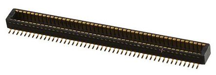 Hirose , DF40, 90 Way, 2 Row, Straight PCB Header (1000)