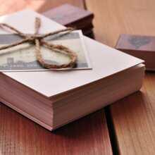 50sheets DIY Kraft Paper