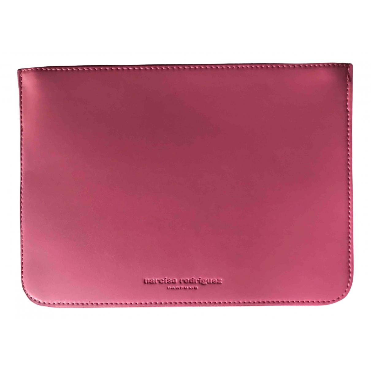 Narciso Rodriguez N Pink Clutch bag for Women N