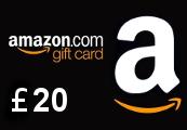 Amazon £20 Gift Card UK