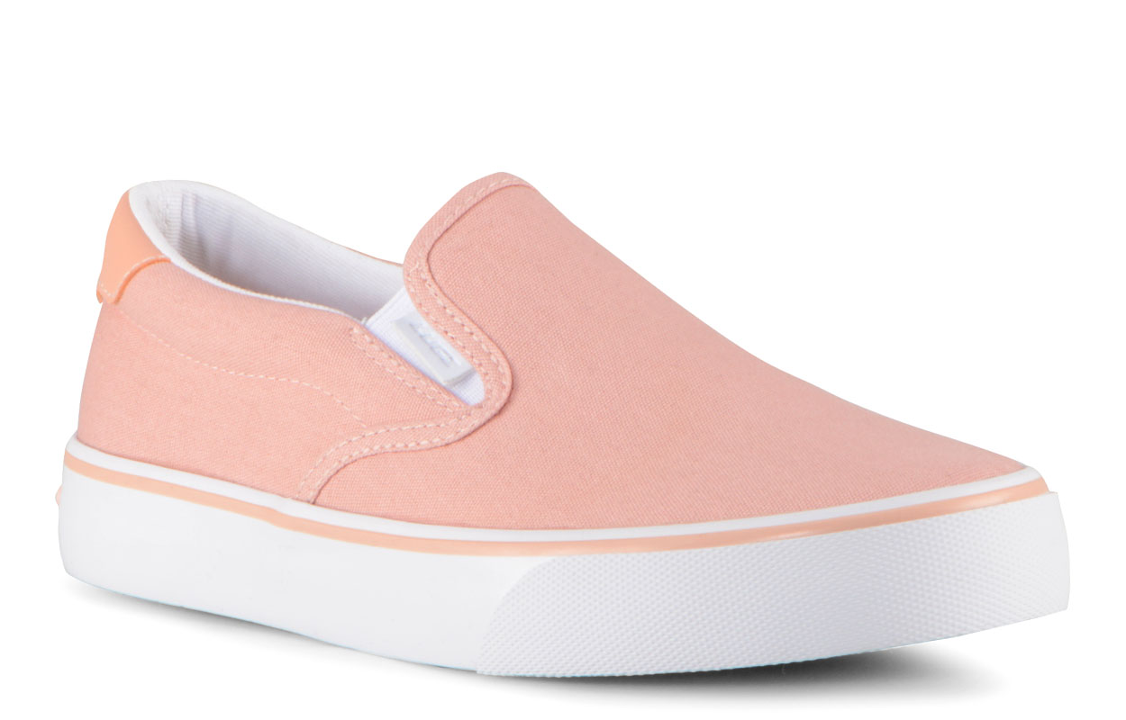 Women's Bandit Oxford Sneaker (Choose Your Color: ROSE/WHITE, Choose Your Size: 11.0)