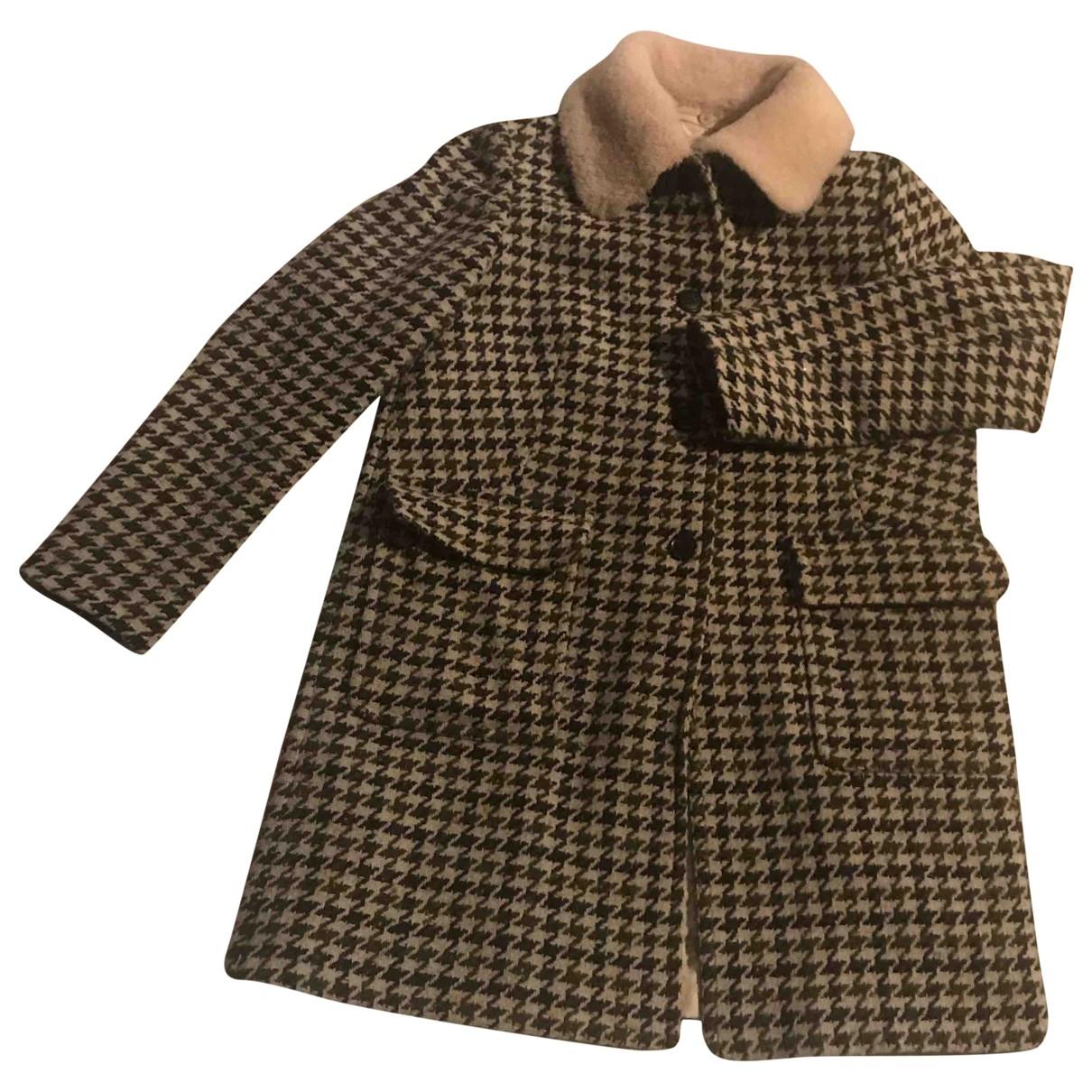 Bonpoint \N Multicolour Wool coat for Women 38 FR
