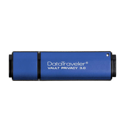 Kingston® DataTraveler Clé USB 3.0 cryptée 256 bits cryptée Privacy - 8GB