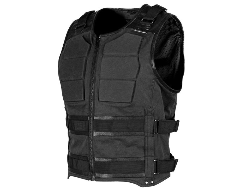 Speed and Strength 880134 True Grit Armored Vest Black XL