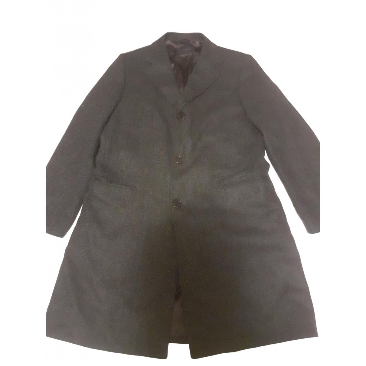 Tombolini - Manteau   pour homme en laine - vert