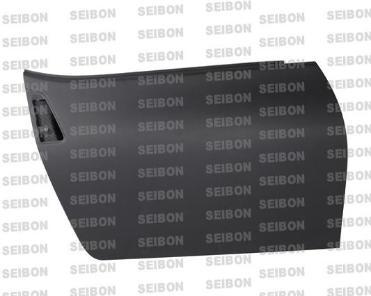 Seibon DD0910NS370-DRY OEM Style Dry Carbon Door Nissan 370Z 09-12