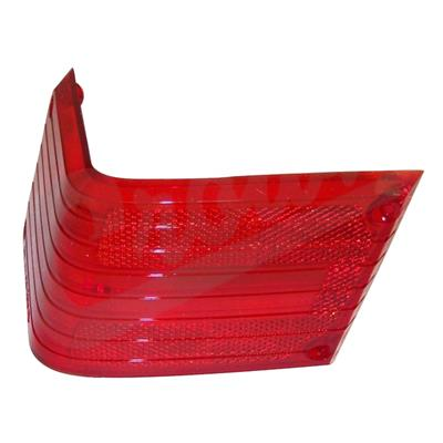 Crown Automotive Tail Lamp Lens (Right Rear) - J5459552
