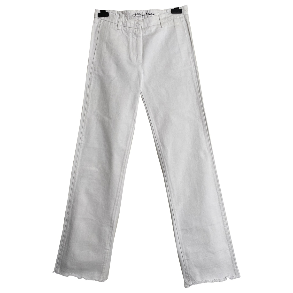 Pantalon recto Attic And Barn